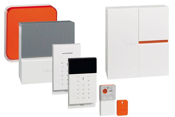vente et pose pack alarme maison sans fil hager marseille. Black Bedroom Furniture Sets. Home Design Ideas